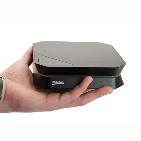 HD PVR 2 Gaming Edition is small enough to hold in your hand!
