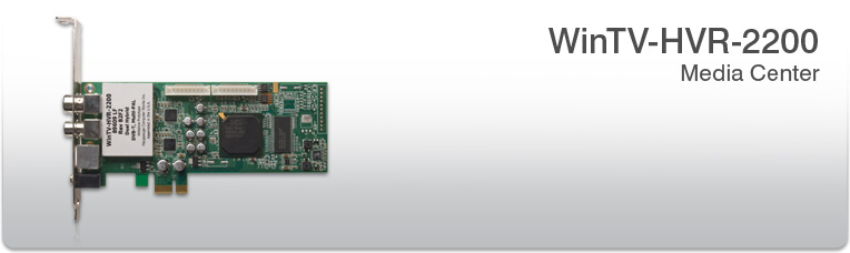 Hauppauge GmbH Support  Support